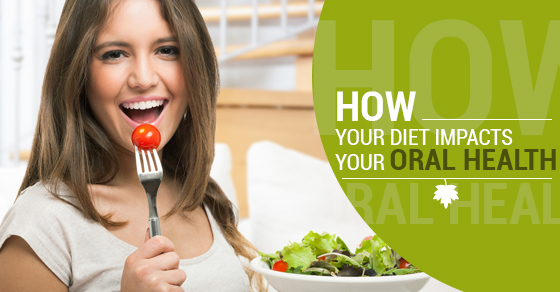 Diet and oral health