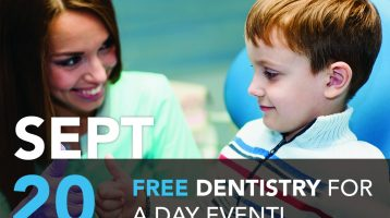 Free Dentistry for a Day Event