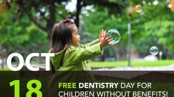 Free Dental Treatment for Children Without Benefits Day
